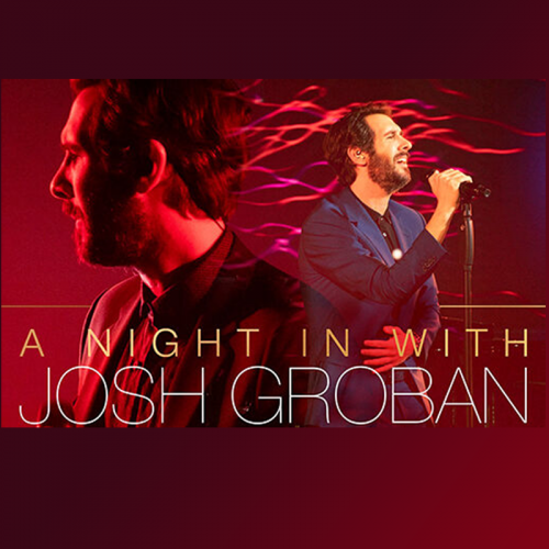 Spend a Night In with Josh Groban for Valentine's Day